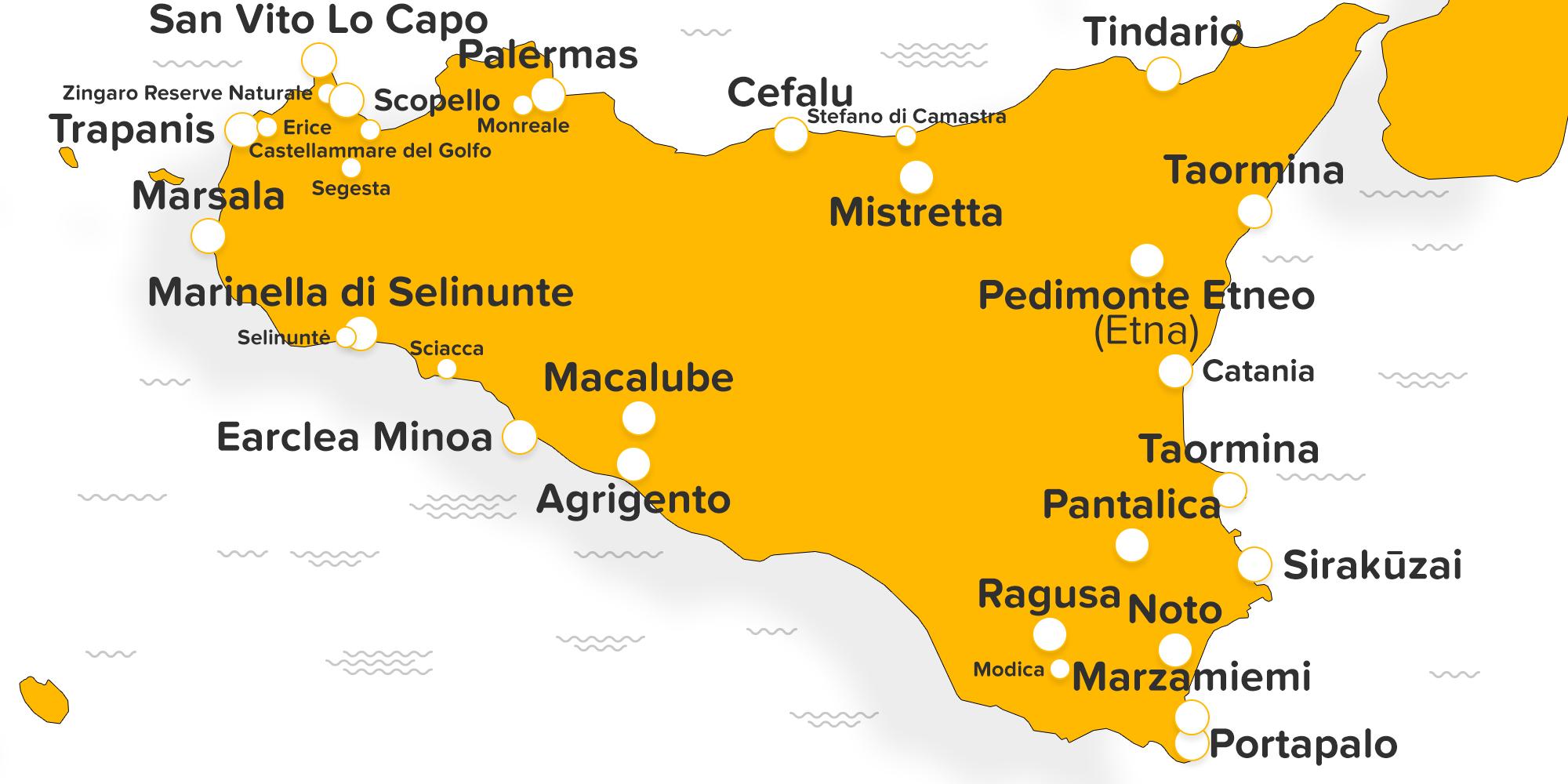 dirbti iš namų sicilijoje