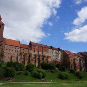 Keliaudami po Lenkiją ir pamatę nuorodą Grudziaz, būtinai užsukite