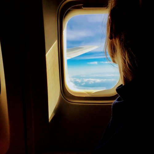Kaip suvaldyti baimę skristi: patarimai sau ir kitiems