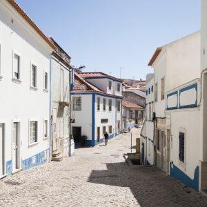 Nuostabi vieta gyventi ir pavalgyti Ericeiroje netoli Sintros (Portugalija)