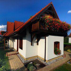 Nuostabi sodyba Tatrų papėdėje (Slovakija)