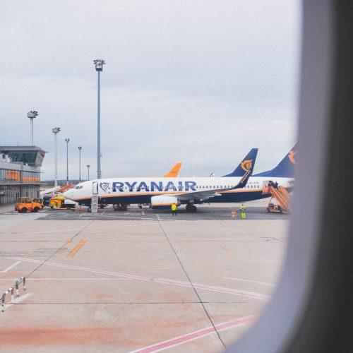Ryanair ir Wizzair bagažo pakeitimai | 2018 lapkritis