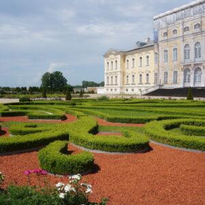 Rundalė (Ruhental) – baroko ir rokoko stebuklas Latvijoje